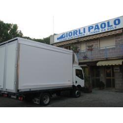Teloni per camion - Giorli Paolo